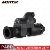 PARD Night Sight Riflescope NV007 Digital Night Vision Hunting Scope Cameras 5w DIY IR Infrared 200M Range Night Rifle Scope