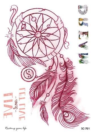 Sc2701 Large 2d Sketch New Design Indian Tribe Designs Totem Cool