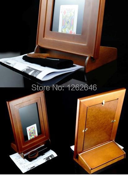 MC Photo Frame - Stage Magic Tricks,close up,Accessories,Card magic, props, toys light heavy box stage magic comdy floating table close up illusions fire magic accessories mentalism