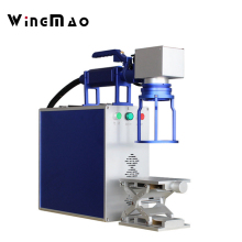 China 20w handheld fiber laser marking machine eastern for electrical appliances