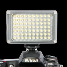 YONGNUO YN0906 II 54 LED 3200 5500K Pro LED Video Light Lamp Photography Lighting for Canon