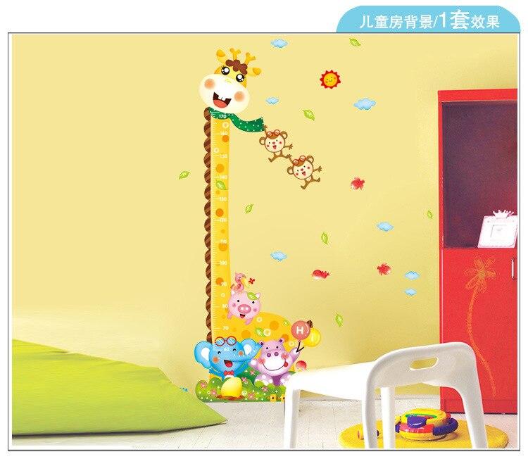 Football Sport Growth Chart Childrens Room Boys Room Wall Ruler Grow Ruler Art