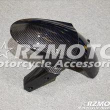 Лакированные украшения для мотоцикла из углеродного волокна для kawasaki ZX6R 636 6R 2013- разные цвета № 0011