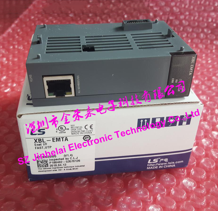 100% New and original XBL-EMTA LS(LG) Ethernet PLC Communication module цена