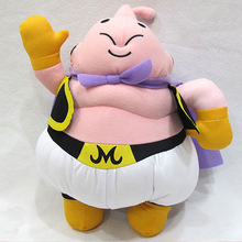 NEW hot 33cm Dragon ball Buu Plush Toys soft Stuffed Doll Christmas gift