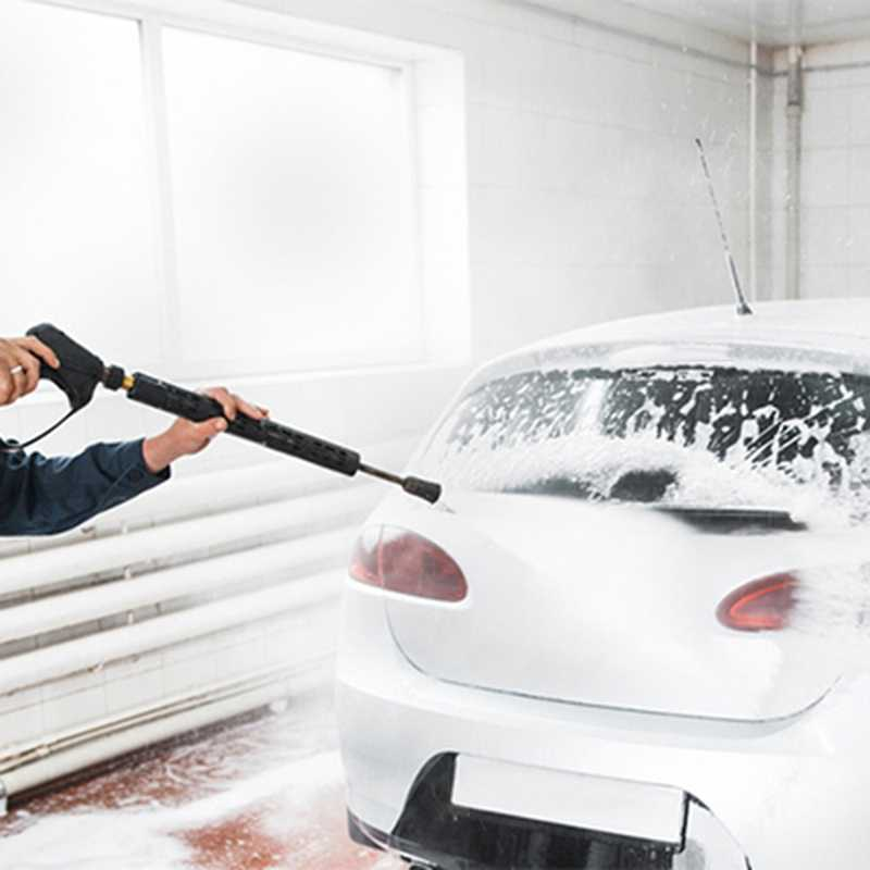 Draagbare Zandstralen Machine Nat Stralen Cleaning-Pistool Geschikt Voor Karcher K Serie Hogedrukreiniger Stralen Druk