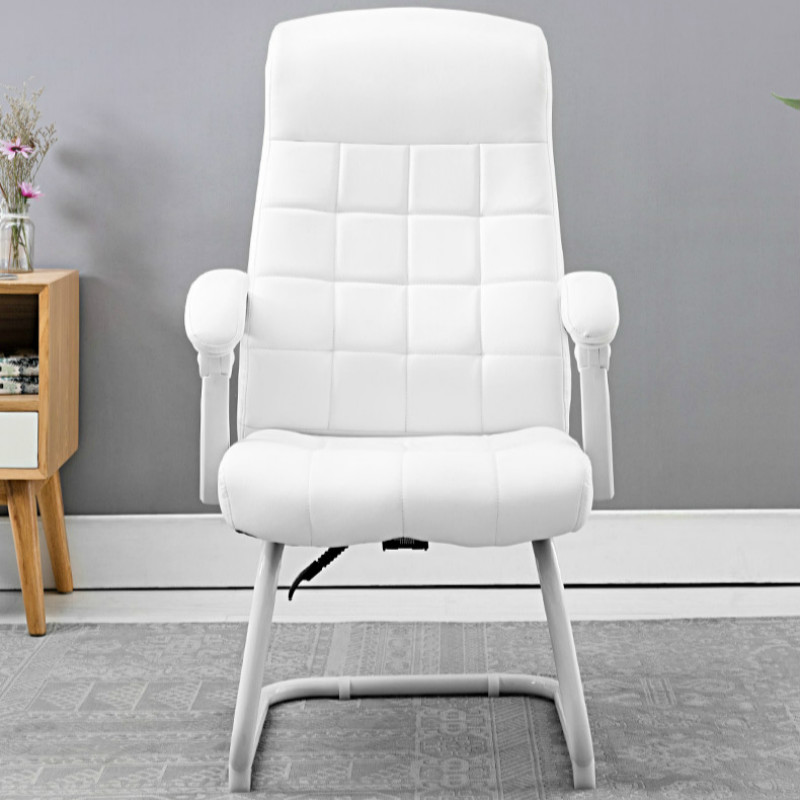 Household Chair Comfortable Reclining Office Computer Chairs Modern Minimalist Study Bow Foot Chair Silla Gamer Silla Oficina