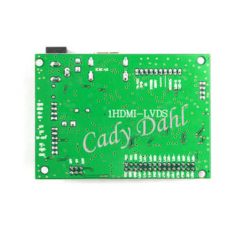 HDMI LVDS LCD Controller Board+Backlight Inverter+30Pins Cable