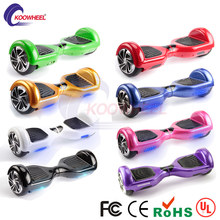 New Arrival 6.5 inch 2 Wheel Smart Balance Scooter Hoverboard Electric Scooter self Balancing Skateboard Led with remote control