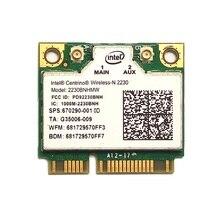 SSEA Neue für Intel Wireless-N 2230 2230 BNHMW hälfte mini PCI-E Wifi Bluetooth4.0 Karte für HP DV4 DV6 DV7 G4 G6 G7 SPS: 670290-001