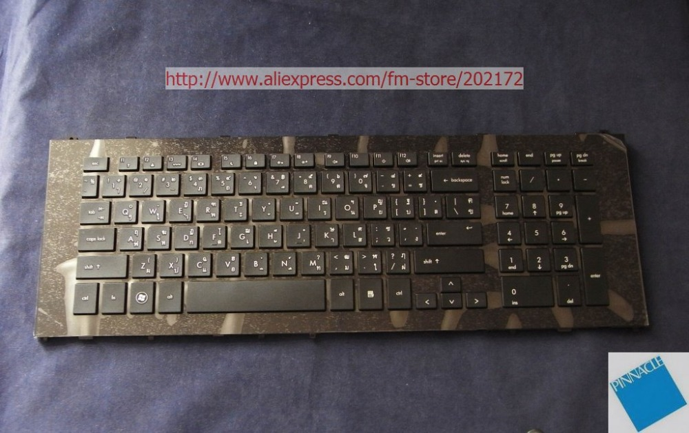 все цены на Brand New Black  Laptop  Notebook Keyboard  536537-281 516884-281  For  HP ProBook 4510S  (Thailand) 100% compatiable us