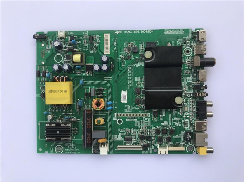 Original  Hi Sen Se LED32EC290N LED32K220 Motherboard RSAG7.820.6006/ROH  Screen HD315DH-F12\S11