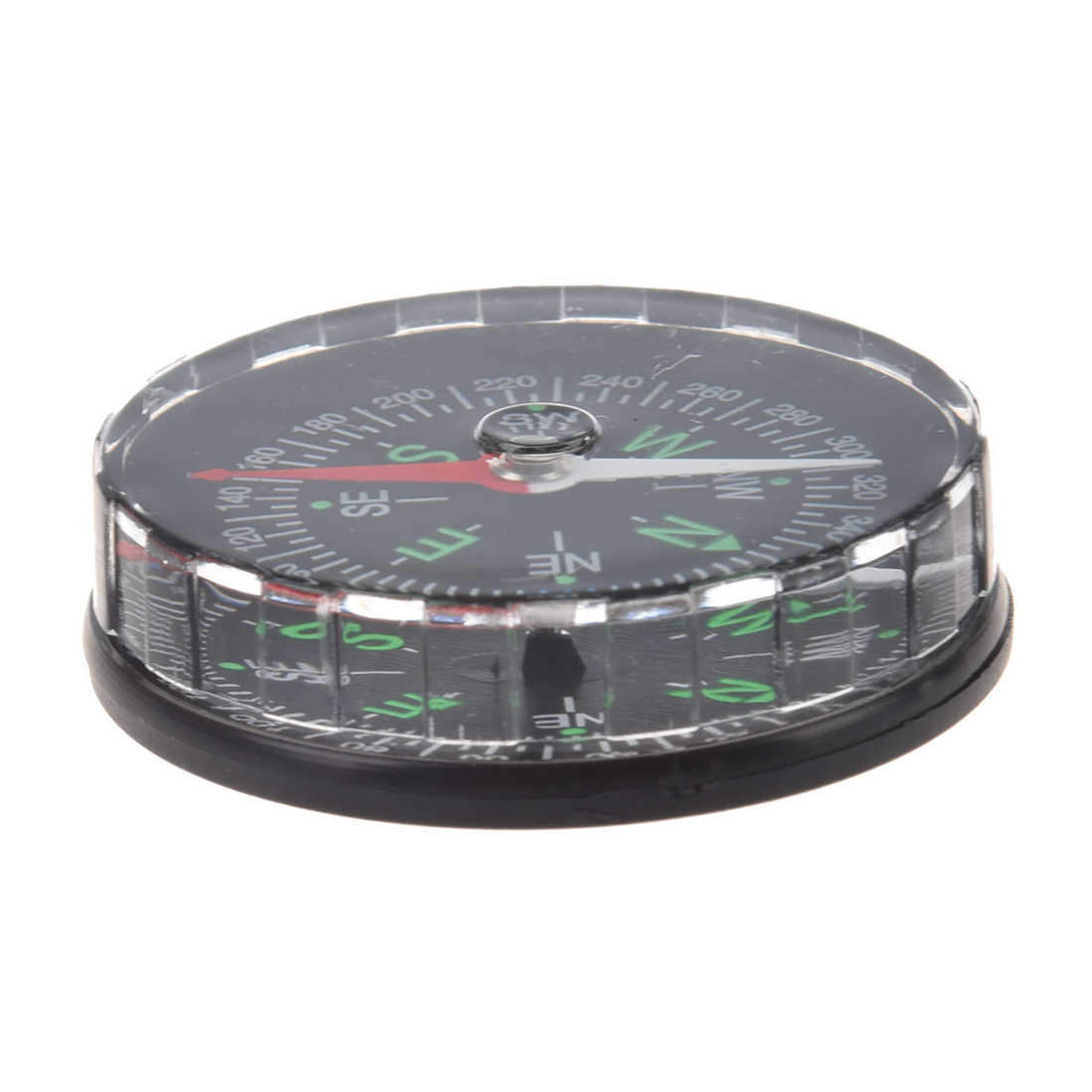 Black Oil Filled Compass Excellent for hiking, camping and outdoor