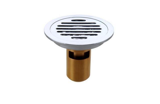 Accessori Per il bagno Scarico A Pavimento In Rame Rotonda Wc ...