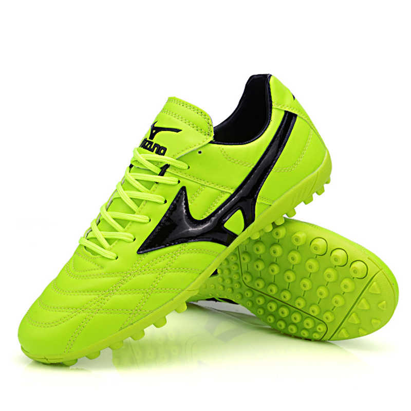 4ace802fe75 ... Men Indoor Soccer Shoes Superfly Breathable High Quality Cheap Original TF  Kids Football Boots chaussure de