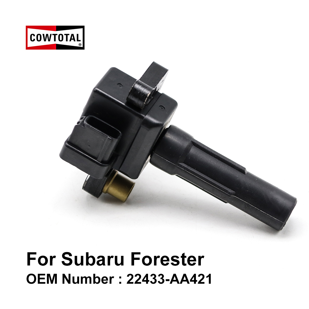 COWTOTAL Ignition Coil 22433AA630 for Subaru Forester Subaru Forester sport 2 5L 2 0L 2 0T