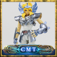 CMT In Stock HYOGA Final Cloth EX Metal Armor GREAT TOYS GT EX Bronze Saint Seiya