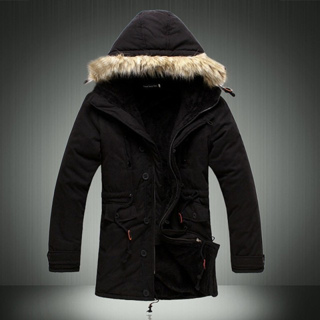 Zollrfea Winter Jacket Men...