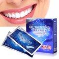 Higiene Oral Clareador Dental Blanqueamiento de Dientes 14 Pares Nuevos Dientes Que Blanquean Tiras de Gel Cuidado de Blanqueo Que Blanquea Blanquear Los Dientes Herramientas