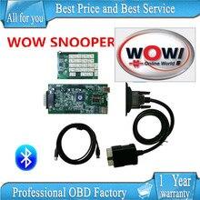DHL 2 SZTUK/PARTIA ne c przekaźnik z house case dla WOW SNOOPER z Bluetooth 5.008 R2 najnowsza wersja wysłać keygen jako prezent