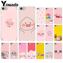 24dab3488 funny cocoa kakao friends apeach Pattern TPU Phone Accessories Cell Phone  Case for iPhone X XS