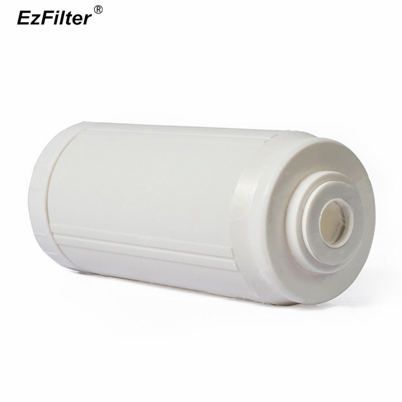 EMPTY Big 10 Refillable Filter Cartridge For Big Blue Filter Housing Can Fill GAC,RESIN,Scale Inhibitor Polyphosphate Crystal цена