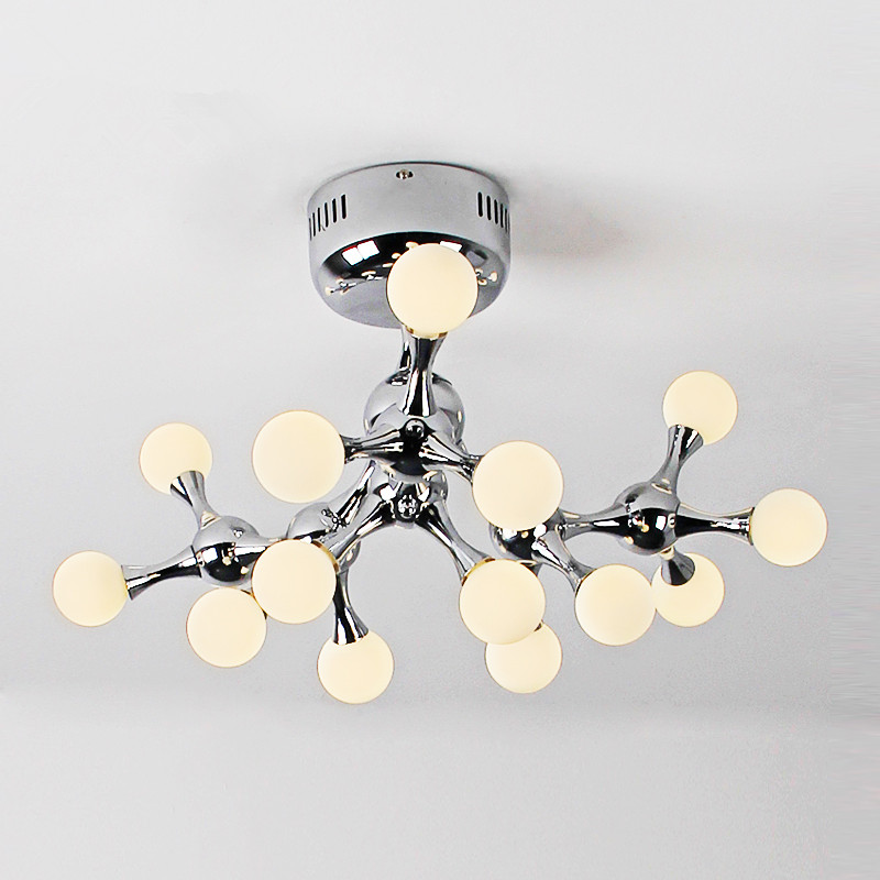 Modern ceiling lights DNA shape living room bedroom kitchen lamps dining kitchen lustre luminaire LED indoor lighting fixtures fashion modern lamps led ceiling lights indoor lighting gold electropla living dining room bedroom bar shop light fixture