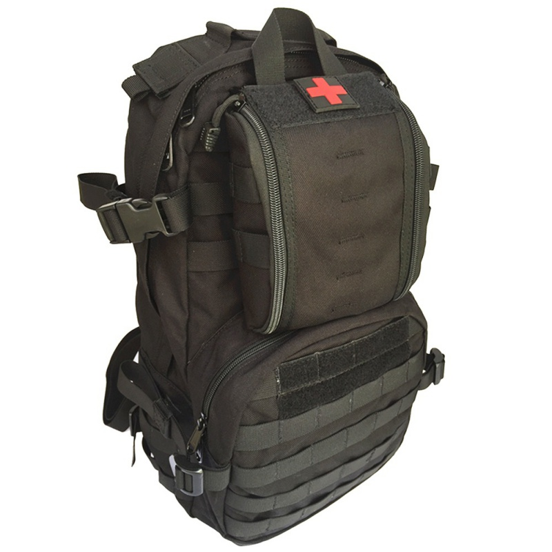 Pouch-Tool-Kit Backpack Belt-Bag EDC Hunting Tactical-Molle Medical Emergency First-Aid-Kit