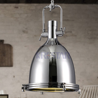 vintage pendant lights E27 industrial retro edison lamps dia36cm loft bar living light fixtures kitchen dining room lamp