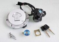 Hot sale! 2015 Ignition Switch Lock & Fuel Cap key set For CBR400 MC23 MC29 88 97