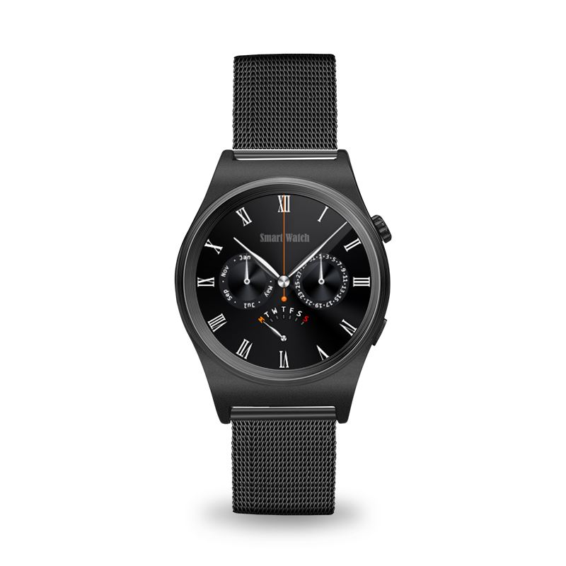 ФОТО PARAGON Smartwatch X10 Heart rate Wristband Temperature Pressure Altitude Korea for xiaomi apple DZ09 gt08 gear s3 s2 MOTO 360