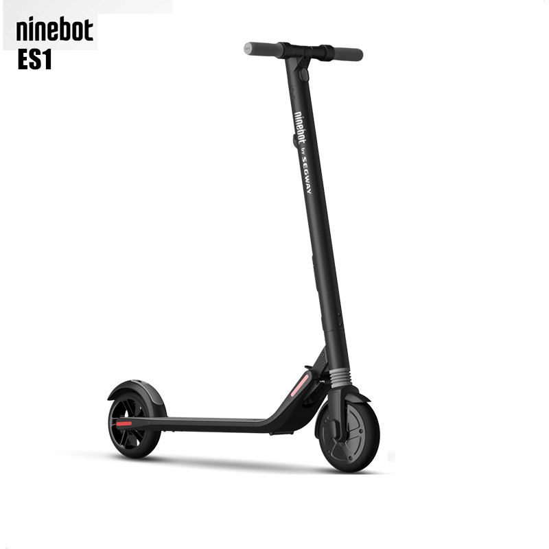 9bot ES1 folding electric scooter with APP and LED dispaly foldable e-scooter with extra battery