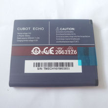100% New Original CUBOT ECHO Battery 3000mAh Replacement backup battery For Cell Phone In Stock
