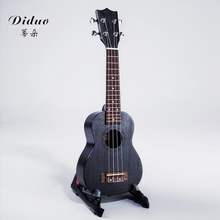 Ukulele, the black peach in21& 23&26 inches, the little guitar spades