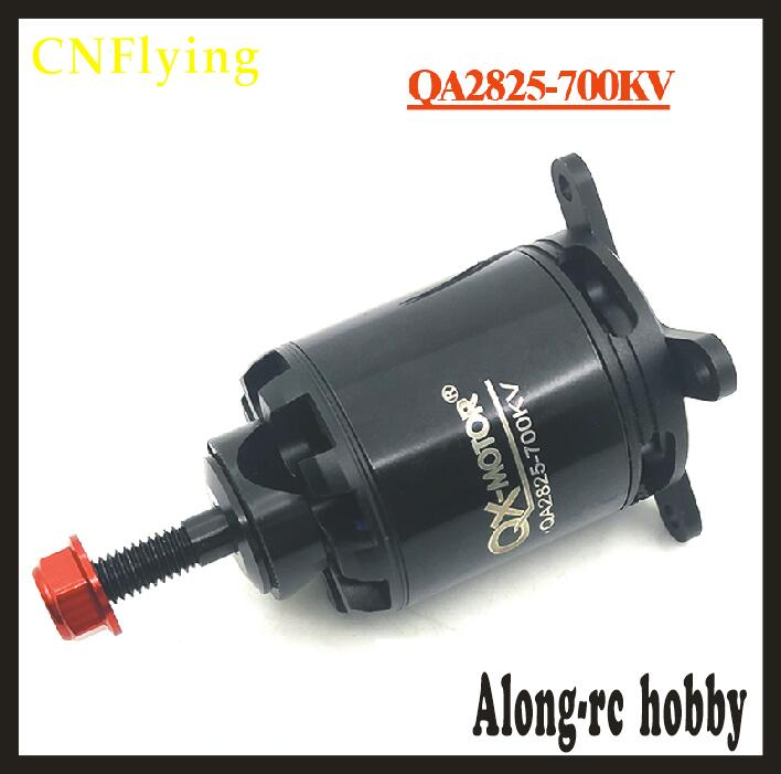 Free Shipping QA2825 Brushless Motor for F3A F3D ARIPLANE RC MODEL multicopter 3 6S MAX 4200G