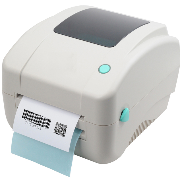 US $209 33 |ITPP064 Thermal label printer Shipping address printer E  waybill printer for Express logistics supermarke Free Barcode Software-in