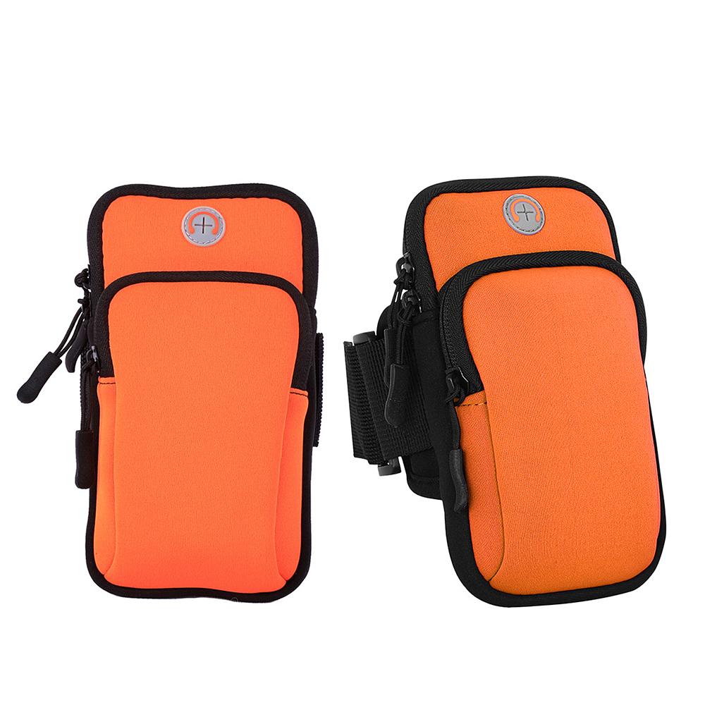 2018 Running Sport Bags Men Women Mobile Phone Arms Package Sport Equipment Jogging Run Bag Accessories Outdoor Climbing Arm Bag 23