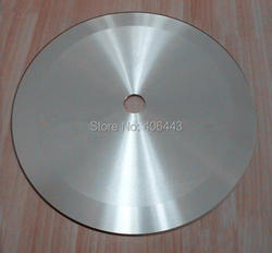 6Mo5Cr4V2 HSS Saw Blade for Cutting Paper and Non-woven Fabrics 300*25.4*3mm