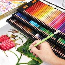 36/48/72/120 cores macias lápis coloridos 150 lapis de cor lápis de cor à base de óleo conjunto para colorir livros fonte de arte