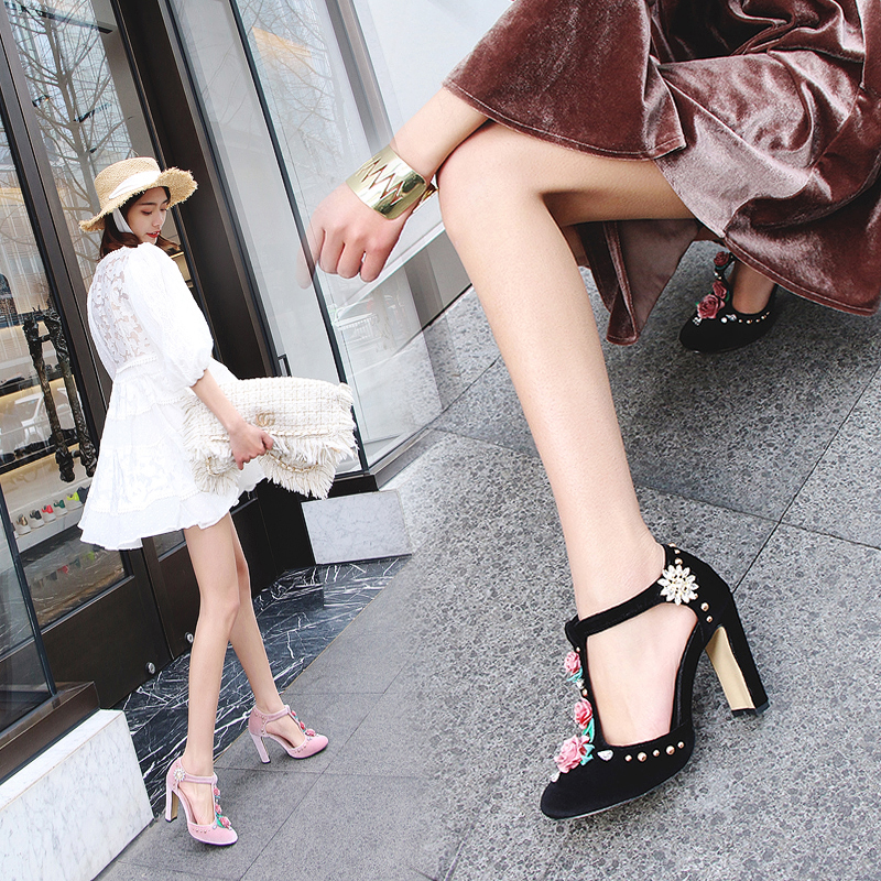 High Heels shoes For Ladies Ankle Boots