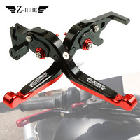 For HONDA CBR125R/CBR150R CBR125R CBR150R CBR 125 CBR 150 CBR125 150 11 14 CNC Motorcycle Adjustable Folding Brake Clutch Levers