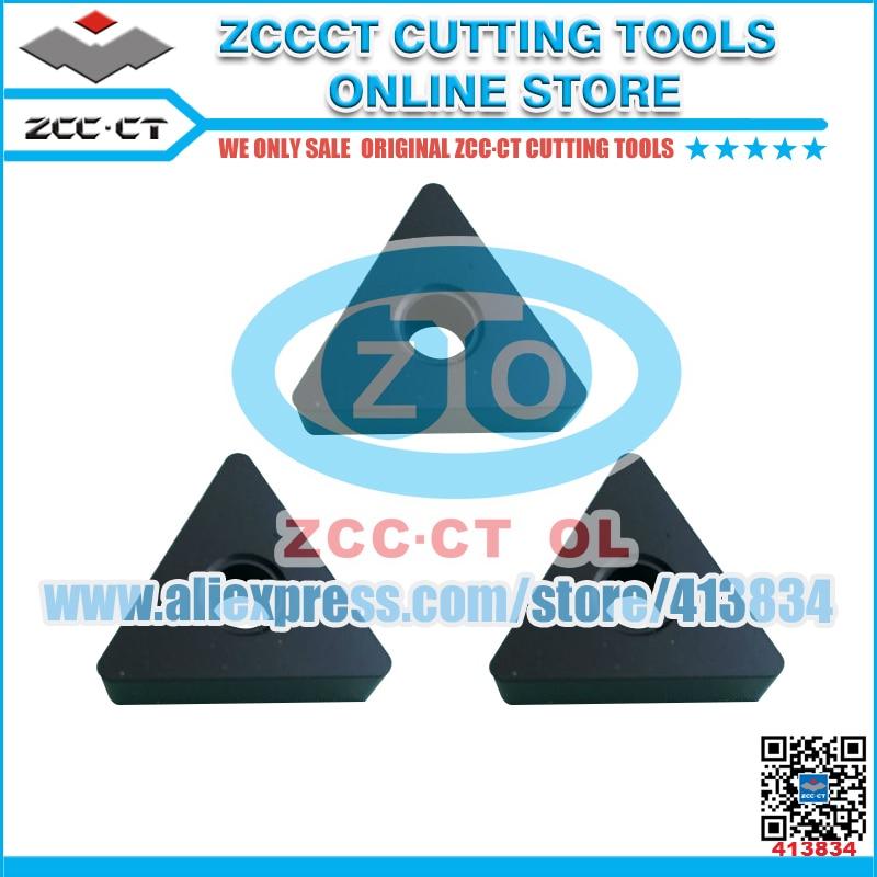 10pcs YBD052 TNMA160404 TNMA1604 TNMA16 TNMA 160404 ZCC CT cemented Carbide CNC cutting tool inserts for