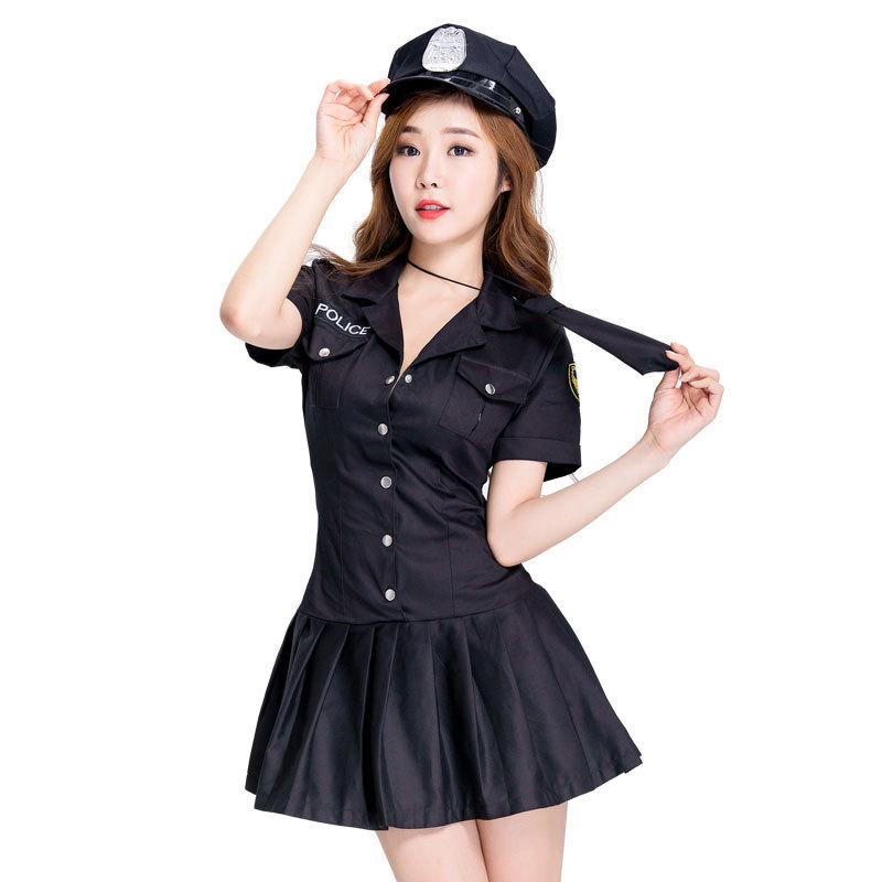 M/L/XL/2XL Plus Size Classic Maid Costumes Stage Role Play