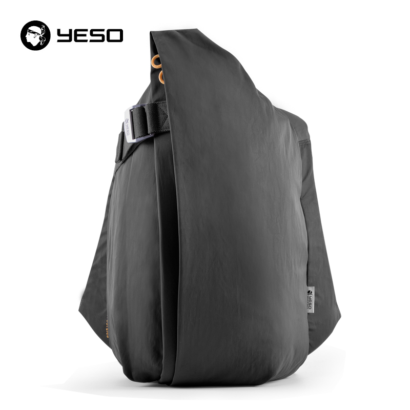 ФОТО Travel Laptop Backpack 14 15.6 Inch Irregular Casual Rucksack Multifunctional Waterproof Oxford New Design Unisex Backpacks YESO
