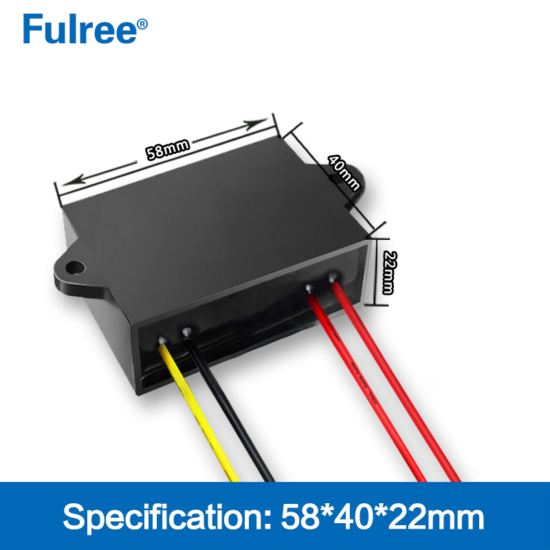 Image 2 - AC 24V to DC 24V 1500mA Power Converter 24VAC to 24VDC 1.5A Car Power Adapter Regulator Module for CCTV MonitorInverters & Converters   -