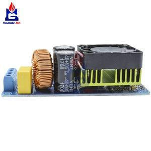 Image 5 - IRS2092S הכפול DC אספקת חשמל 500W מונו ערוץ דיגיטלי מגבר כיתת HIFI Power Amp לוח מודול הגנה קצרה