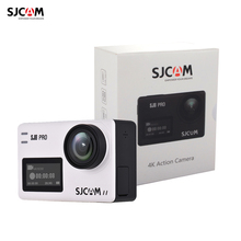 """SJCAM SJ8 PRO Action Camera 4K/60FPS WiFi Sports Cam Action Camera 2.3"""" Touch Screen 170 Wide Angle EIS 8X Waterproof Camera"""