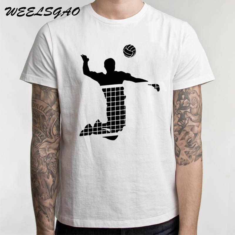 f03c969d WEELSGAO летняя Стильная Футболка Мужская модная футболка свободного покроя  мужская футболка большого размера
