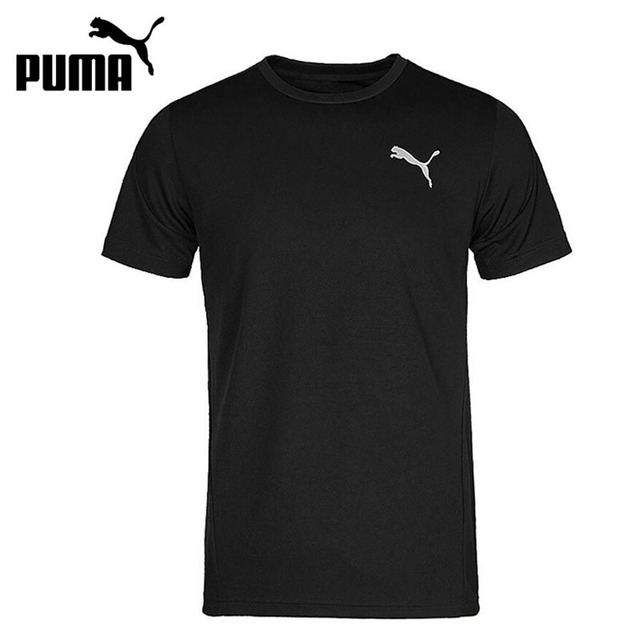Original New Arrival 2018 PUMA Evostripe Lite Basic Tee Men\u0027s T-shirts  short sleeve Sportswear