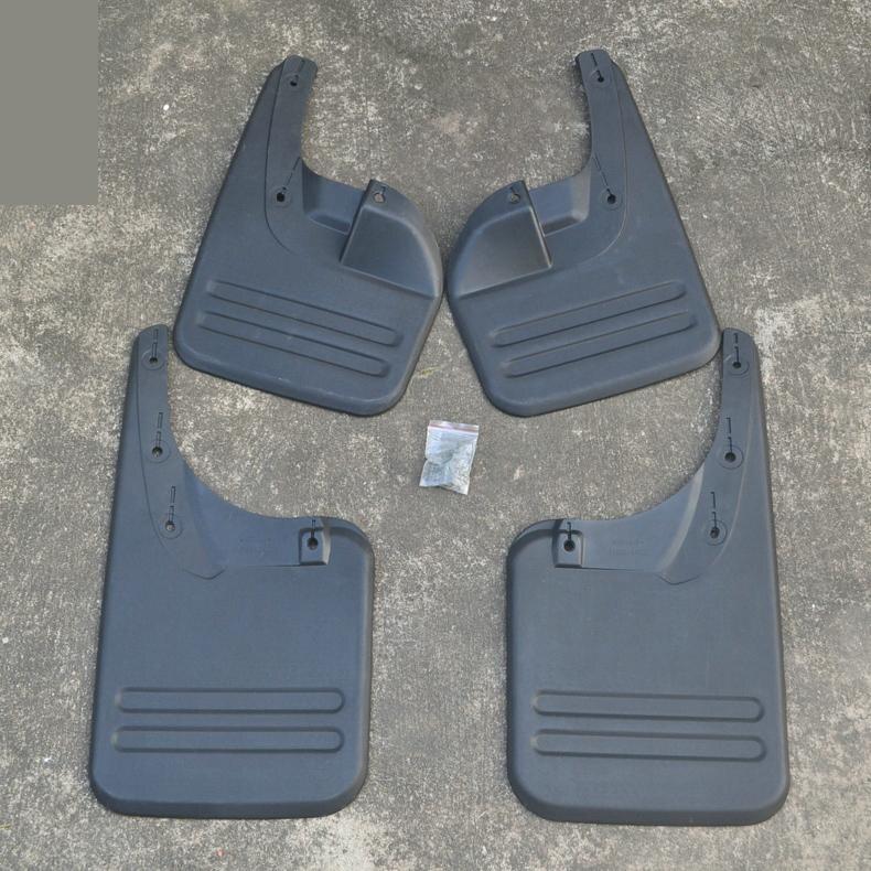 Пластиковые брызговики брызговик Fender для 2012-13 Toyota Hilux VIGO Стайлинг автомобиля